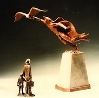 Dream of Flight - Maquette